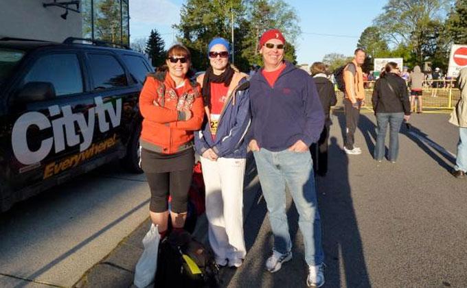 SilSells Running the 2012 Toronto Half Marathon